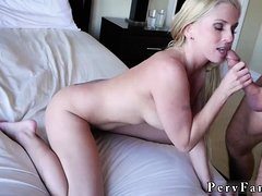 Seduced playmate' boss's daughter in law first time Off
