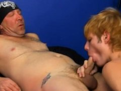Young guys give a helping hand gay porn videos Hippie man