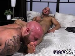 Teen ager boy foot fetish and gay porn pal's brothers