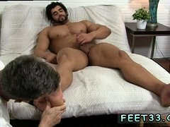 Free naked gay latino men with hairy legs Alpha-Male