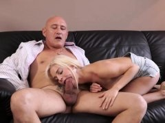 Molly jane in daddy thinks am Horny platinum-blonde wants