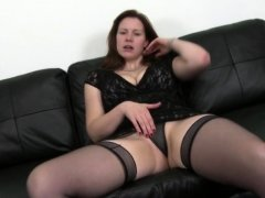 Big breasted mom Carol Wings fucking and sucking
