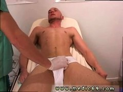Pic doctor gay Turning over on my belly he felt my legs