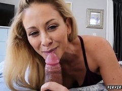 Hairy brunette milf and tits Cherie Deville in