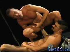 Gay tall man porn first time Club Inferno's own