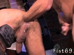 Gay men anal fist fucking first time video A pair we've