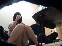 Japanese girl alone at home 25 Voyeur hidden spycam