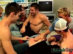 Boys and gay porn sex video A Gang Spank For Ethan!