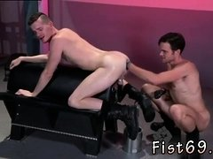 Gay porn sex xxx boys movietures Axel Abysse crouches on