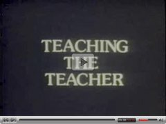 Classic Vintage Retro - DiamondClip - Teaching the Teacher