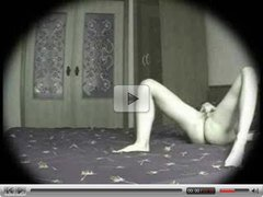 Hidden cam in bedroom of milf is a good idea !
