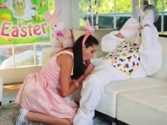 Young tiny teen hd Uncle Fuck Bunny