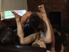 Gay porn hunter full length free plunging their