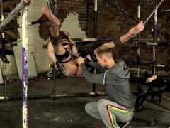 Young boy bondage video gay xxx A Boys Hole Used For