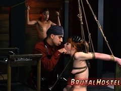 Electric in bondage and enema xxx Sexy young girls, Alexa