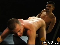 Hot gay sex dick milk Club Inferno's own Uber-bottom,
