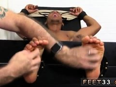 Tickled feet and foot on face sex gay porn download He