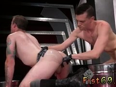 Fisting iran gay first time In an acrobatic 69, Axel
