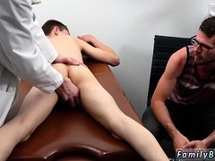 Gay on drugs porn and slave boy Doctor's Office Visit
