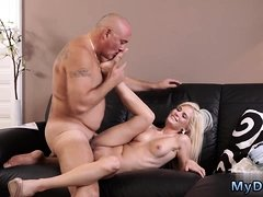 Very old grannies fucking Horny ash-blonde wants to