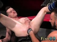 Emo gay sex video xxx Aiden Woods is on his back and