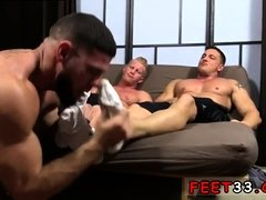 Feet fetish twinks video gay porno free Ricky Hypnotized