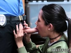 Girl cop xxx Habitual Theft