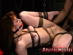 Office bondage and pounded fast hard rough Sexy youthfull