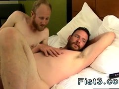 Free videos of men having anal fisting gay first time