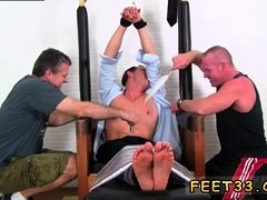 Hot men naked fucking feet gay first time Gordon Bound &