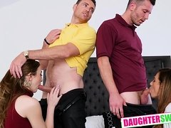Cameron Minx, Avery Moon In You Fuck My Dad And I Revenge Fu