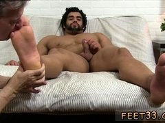 Gay porn video feet fetish and Alpha-Male Atlas Worshiped
