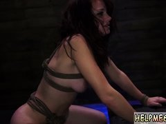 Hot rough sex and being mean extreme huge cock girl