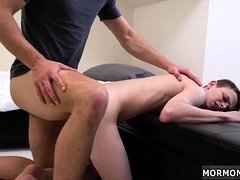 Xxx video in milked boy gay pal's brother Calhoun
