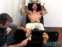 Sweet boy gay sex feet KC Gets Tied Up & Revenge Tickled