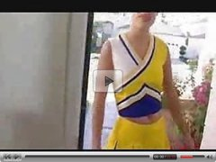 Hot Cheerleader Creampie FG09