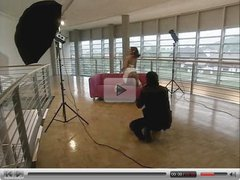 Sex during a photoshoot..RDL