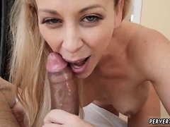 My mom is a secret sex slave Cherie Deville in