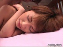 Cute japanese teen fucked hard