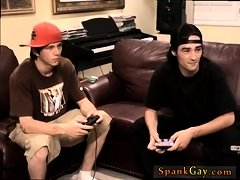 Spanking crying gay twinks video first time Ian Gets