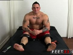Gay foot fucking videos There was no way he was getting