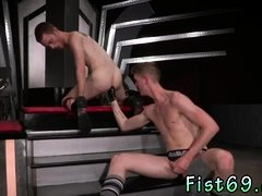 Hd gay sex video site The fellows climax with Seamus' leg