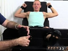 Gay twinks toes sucking Cristian Tickled In The Tickle