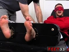 Free gay feet into anal and dirty emo foot fetish Kenny