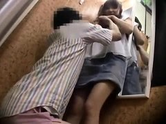 Japanese girl alone at home 01 Voyeur hidden spycam