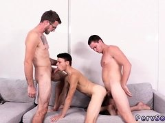 Old man sucking and fucking young boys emo gay sex video