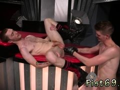 Men masturbating on the gay sex machine video xxx Seamus