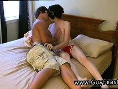 Home boys gay sex video They embark off making out and