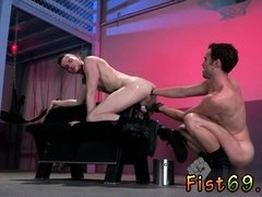 Cute fat boy gay sex youtube Axel Abysse crouches on a