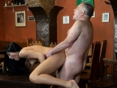Small girl old man and amateur daddy fucking Can you